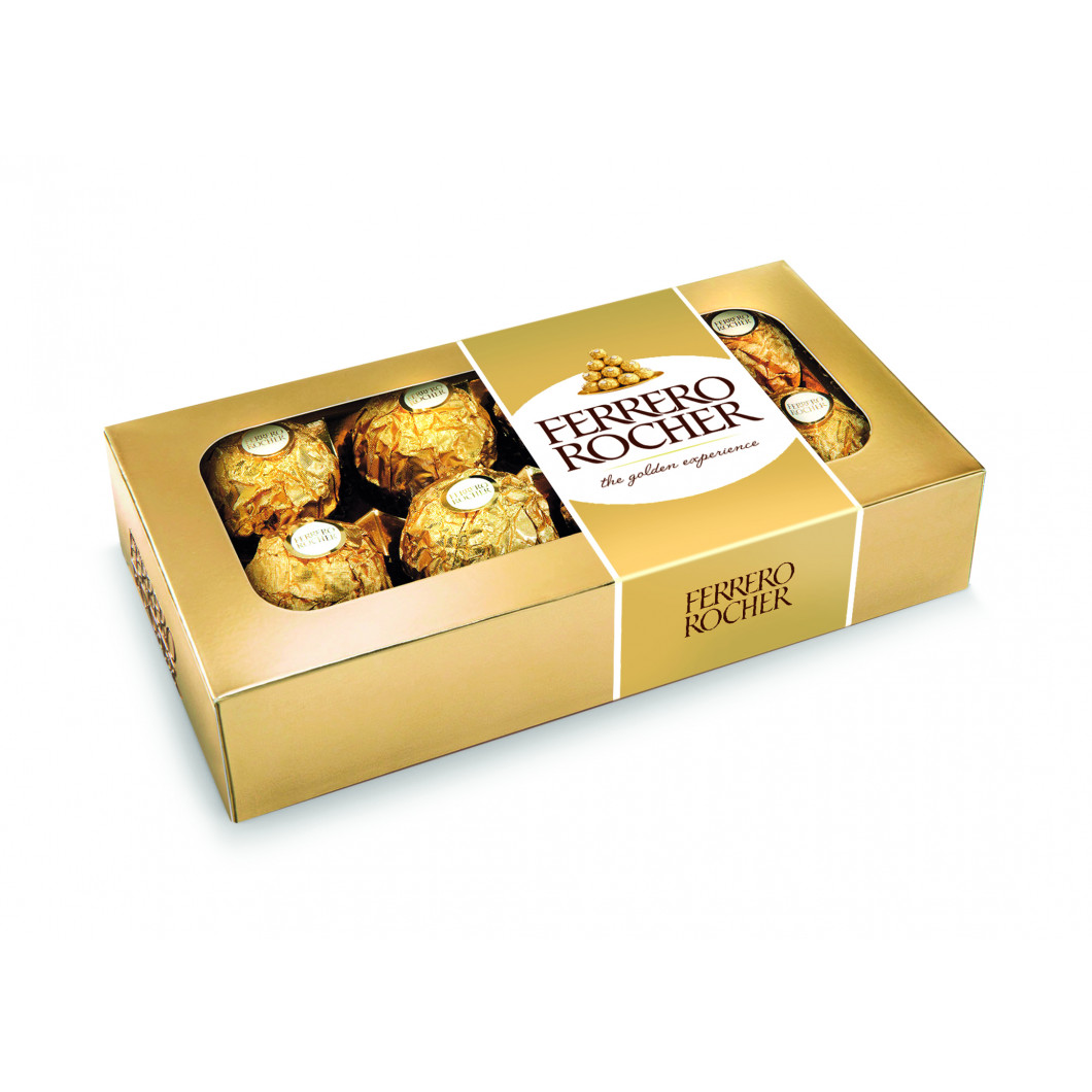 "Hazelnut Chocolates ""Ferrero Rocher"""